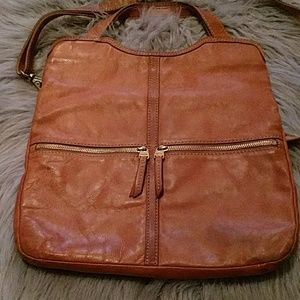 Fossil purse needs to be restored
